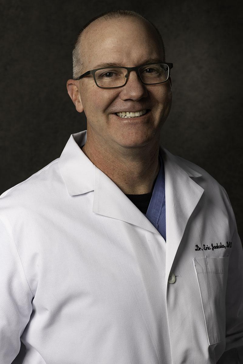 Dr. Eric D Jaakola